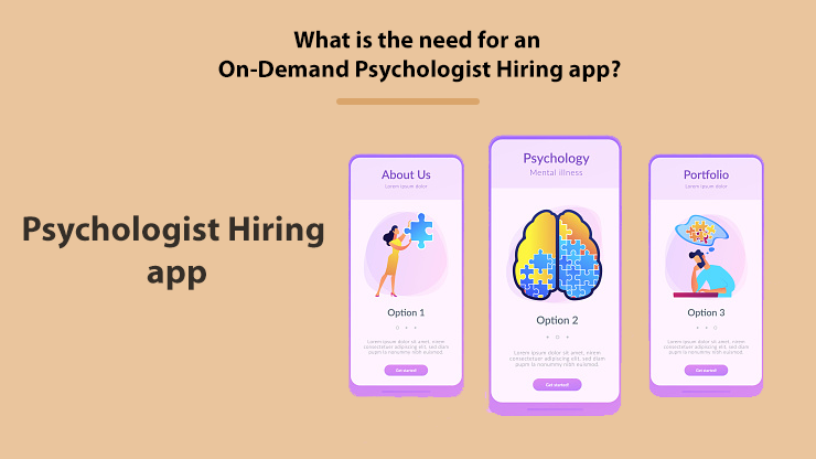 Doctor On Demand Psychologist hiring App