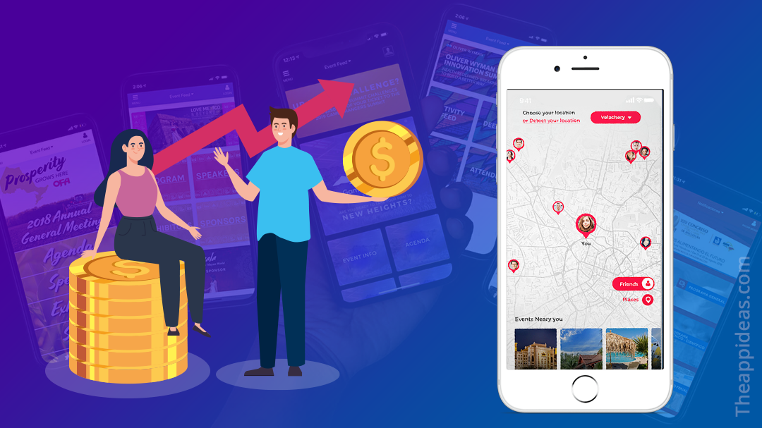 How much does it cost to develop a Night out App